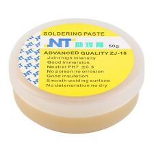 50g Rosin Soldering Flux Paste Solder Welding Grease Cream for Phone PCB F5