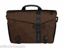 Tenba Messenger DNA 15 BAG Copper Camera Bag   Quick Access to your gear fast!
