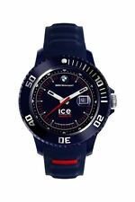 Ice-Watch Mens BMW Motorsport Blue Silicone Watch 000838