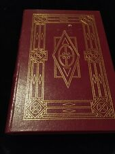 Easton Press Karl Marx - His Life and Thought by David McLellan Leather