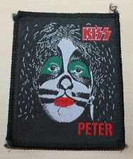 KISS, Vintage Peter Criss Patch, RAR, RARE