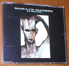 The Dope Show/Sweet Dreams - Marilyn Manson - CD Single with 3 Tracks - New