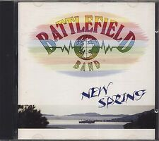 BATTLEFIELD BAND - New spring - CD 1991 COME NUOVO UNPLAYED