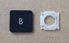 """New replacement letter B Key with Type A clip, Macbook Pro Unibody  13"""" 15"""" 17"""""""