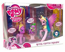 "NOS My Little Pony - 2011 Friendship Magic  ""Royal Castle Friends"" NEW SEALED G3"