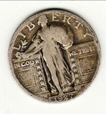 QUART DOLLARS 1927   SILVER COIN