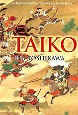 Taiko by Yoshikawa, Eiji