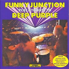 "Funky Junction: ""Play A Tribute To Deep Purple""  (CD Reissue)"