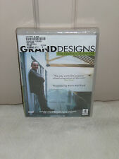 GRAND DESIGNS - COMPLETE SERIES ONE - RARE NEW/ FACTORY SEALED DVD (FREE UK P&P)