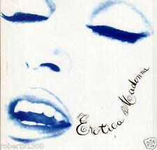 CD audio.../...MADONNA.../...EROTICA..../...