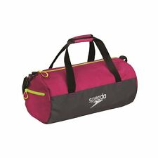 103921 SPORTS DEAL New Speedo Swimming Duffle Bag - Pink/Grey