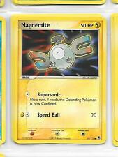 MAGNMITE - 68/112  - Pokemon - Ex Fire Red Leaf Green