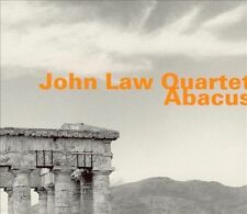 John Law Quartet Abacus free jazz import CD Gerry Hemingway Jon Lloyd hatology