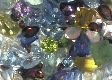 500 CARATS OF MIXED CHIPPED AND ABRAIDED GEMSTONES LOT