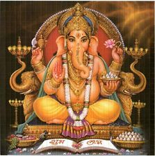 GANESH  2013  - BLOTTER ART - GOA ACID HOUSE -- RAVE