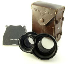 Rolleiflex Carl Zeiss Rollei-Mutar 1.5X Bay III for 2.8F 2.8GX and case