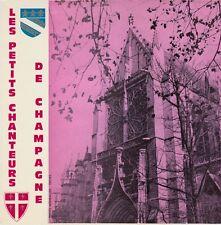 45 T  EP  LES PETITS CHANTEURS DE CHAMPAGNE *QUE VEUT DIRE AIMER* (REIMS)