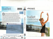 Ballet Conditioning-2008-Element Mind & Body Experience-Ballet-DVD