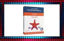 """Hammernill Inkjet Paper, 24lb, 96 Bright, 8 1/2 x 11"""" - Ream"""