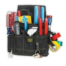 CLC Custom LeatherCraft 1503 Deluxe 9 Pocket Electrical & Maintenance Pouch