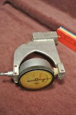 Starrett Dial Indicator on Aluminum Bracket ag
