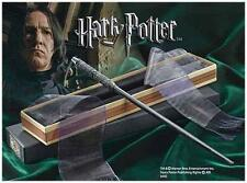 Harry Potter Professor Snape's Wand in Ollivanders Box Official Replica