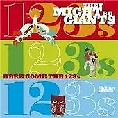 Here Come The 123s (CD + DVD) New & Sealed