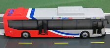 Washington DC Metrobus Toy Bus With Opening Doors 11 Inches long