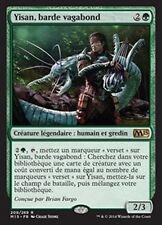 MTG Magic M15 - Yisan, the Wanderer Bard/Yisan, barde vagabond, French/VF