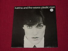 "Katrina and the Waves: Plastic Man/Going down to Liverpool UK  1984 7""   EX+"