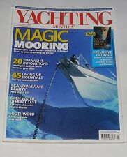 YACHTING MONTHLY NOVEMBER 2007 - LIFE IN A LIFERAFT/YACHTING INNOVATIONS