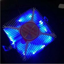 NEEDCOOL V9 95W Azul LED CPU Cooler Fan & Disipador de calor para 939 AMD Lga 754 AM2 AM3