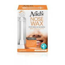 Nads 12g Hair Removal Nose Wax for Men and Women
