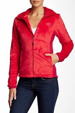 The North Face Women's Tech-Osito Jacket, Rambutan Pink/Cerise Pink SMALL