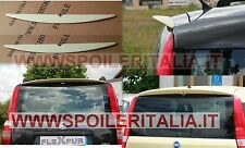 SPOILER POSTERIORE FIAT NUOVA PANDA CON PRIMER + COLLA BETALINK F169PK  SI168-7