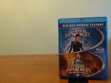 Lara Croft Tomb Raider (1 and 2) Blu-ray Double Feature - Next day free shipping
