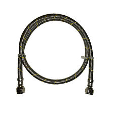 Propane, Natural Gas Line 3 ft Braided Hose LP LPG Grill Parts