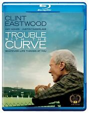 Trouble With the Curve (Blu-ray/DVD, 2012, 2-Disc Set, Includes Digital Copy; Ul