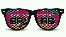 My Custom Specks Spurs Retro wayfarer sunglasses - glasses printed logo.