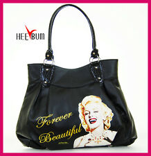 Marilyn Monroe Handbag & Shoulder Bag purse NICE STYLE Woman Lady Girl  TOTE BAG