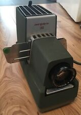 Vintage Argus 300 35mm Slide Projector Metal Casing, Spares or Display / Prop