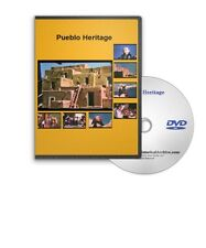 Pueblo Heritage History of Taos, Acoma and Zuni Indians Gallop, NM - A683