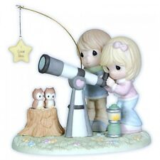 """PRECIOUS MOMENTS 121043 """"Our Love is Written In The Stars"""" Limited Edition NIB"""