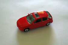Rare Maisto Die Cast Mid to Late 1990's Honda Civic Red Hatchback Compact Car
