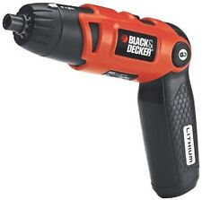 Black & Decker LI2000 Cordless Lithium Ion Rechargeable Electric Screwdriver