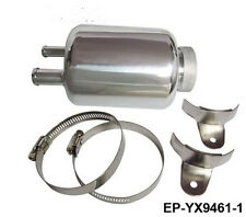 Fuel Cell Racing Power Steering Tank Reservoir Tank Aluminum Breather Tank