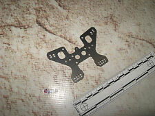 Vintage RC Used Kyosho Lazer Spares Rare Carbon Rear Tower