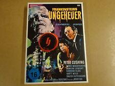 DVD / FRANKENSTEINS UNGEHEUER / THE EVIL OF FRANKENSTEIN ( PETER CUSHING... )