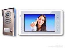 Video Türsprechanlage Gegensprechanlage Kamera Türklingel 2 Draht DT591 DT27-W