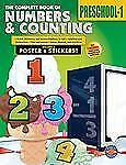 The Complete Book of Numbers & Counting, Grades Preschool - 1-ExLibrary